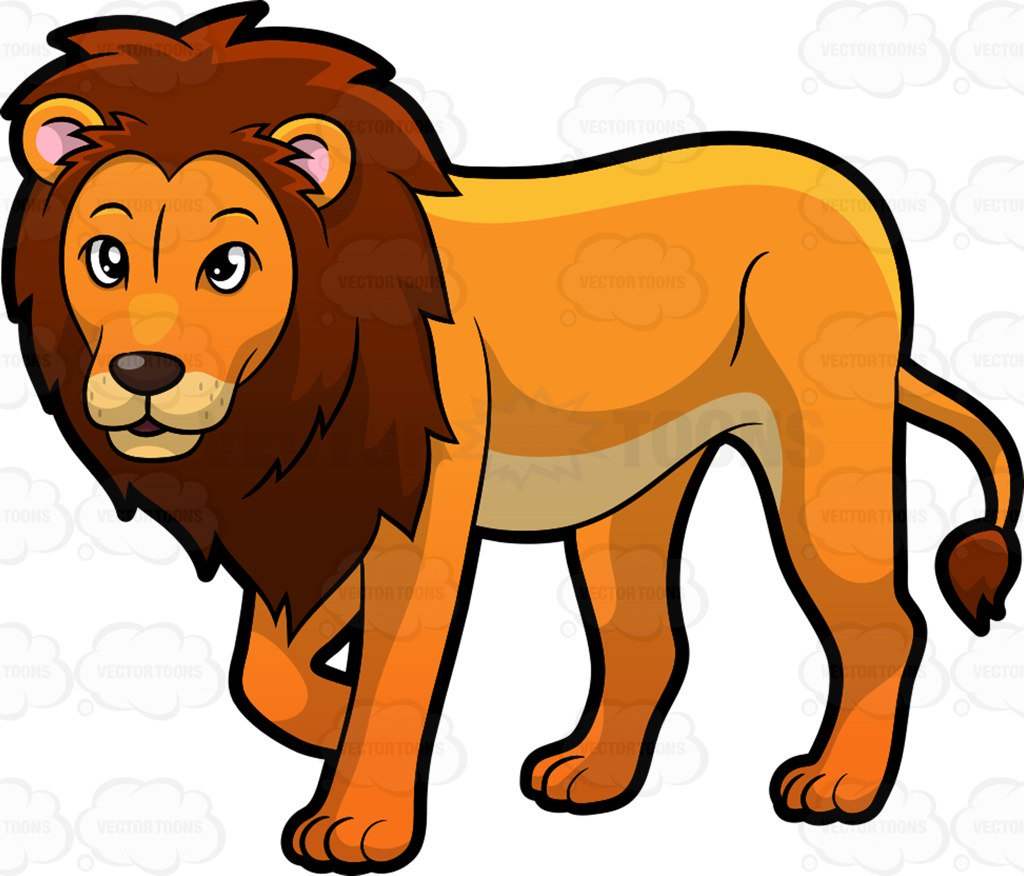 Cartoon Pictures Of Lion