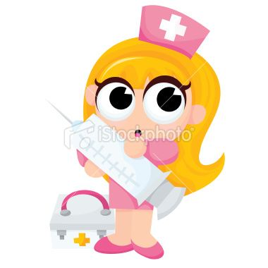 Cartoon Pictures Of Nurses