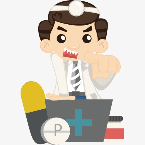 500x500 Cartoon Doctor, Doctor, Cartoon, Nurses Png Image For Free Download