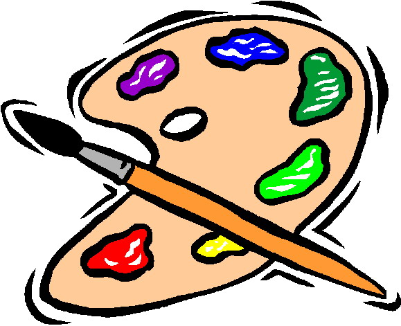 579x471 Brush Painting Clipart, Explore Pictures