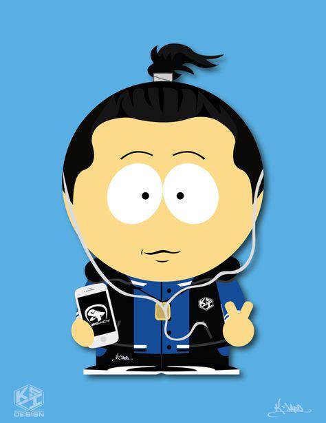 474x614 Messi South Park Kjabb Design South Park