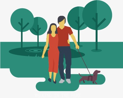 401x319 Creative Couple Illustrator Vector Material Downloaded, Couple