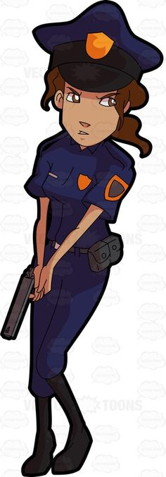 236x676 A Female Police Officer Writing Down A Ticket Female Police