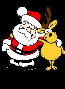 Cartoon Pictures Of Reindeer