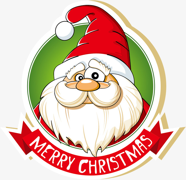 650x630 Cartoon Santa Claus, Cartoon, Santa Claus, Hat Png Image For Free