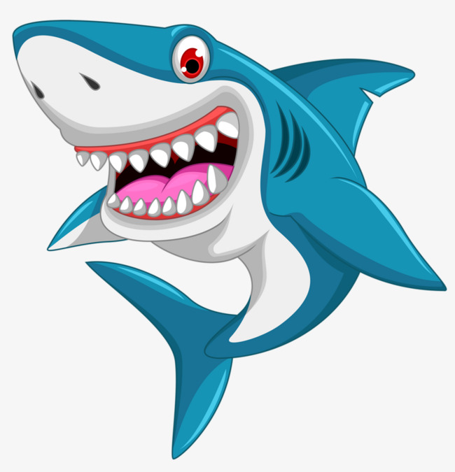 Cartoon Pictures Of Sharks | Free download on ClipArtMag