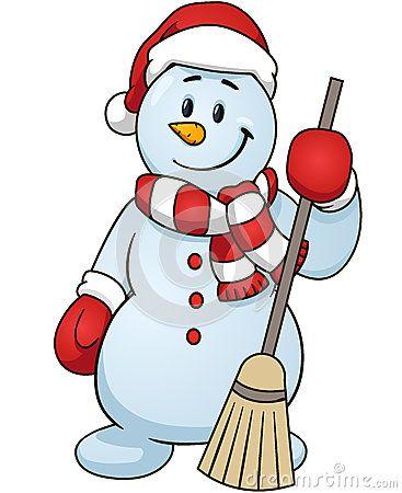 Cartoon Pictures Of Snowmen