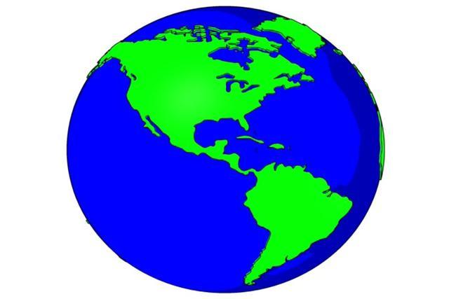 640x427 Cartoon Earth Images