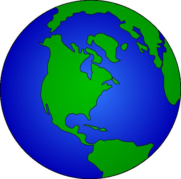 600x592 Earth Cartoon Clip Art