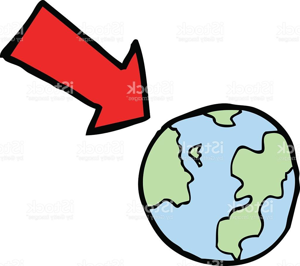 1024x909 Unique Cartoon Arrow Pointing At Earth Vector Pictures