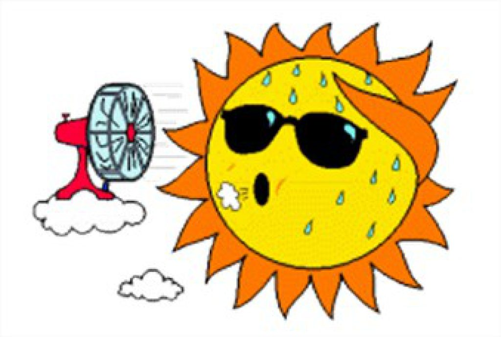 Cartoon Pictures Of The Sun