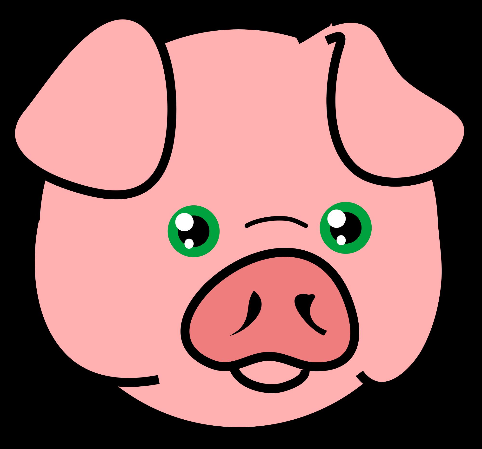 2000x1865 Pig Images Cartoon