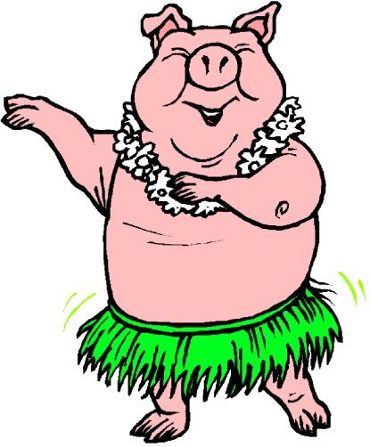 415x502 Pig Clip Art Cartoon Free Clipart Images 3
