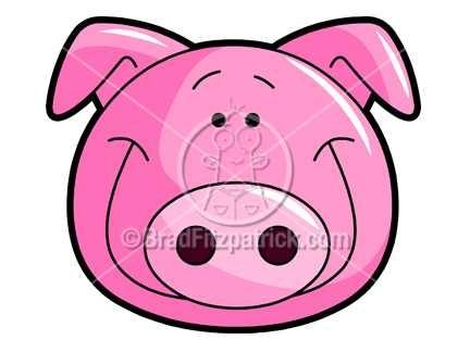 432x324 Top 10 Cartoon Pig Snout