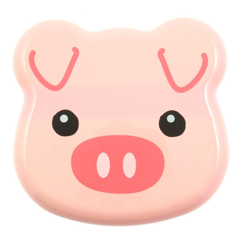 1500x1500 Kotobuki 2 Tiered Bento Box, Piggy Pig Bento Box