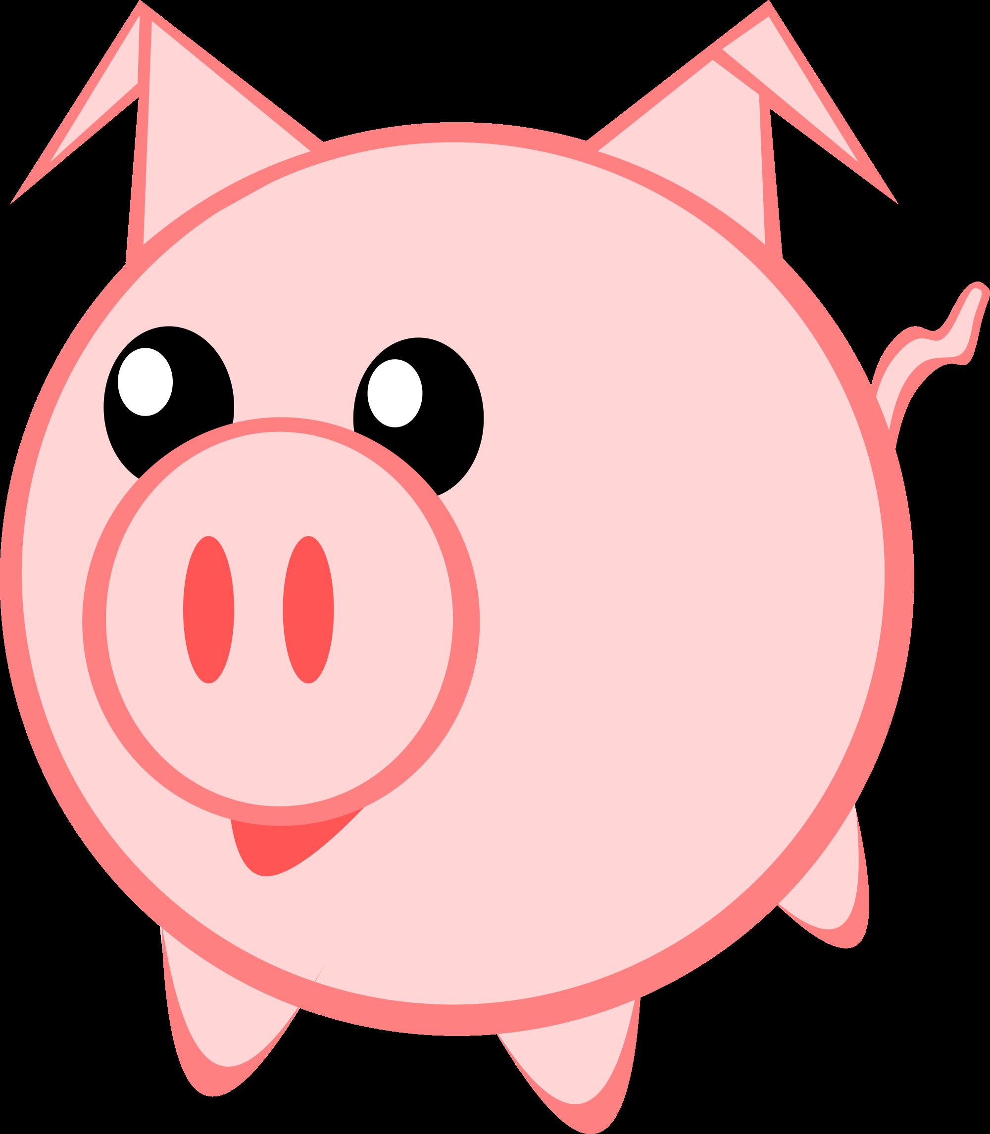 2000x2292 Top 87 Pig Clipart