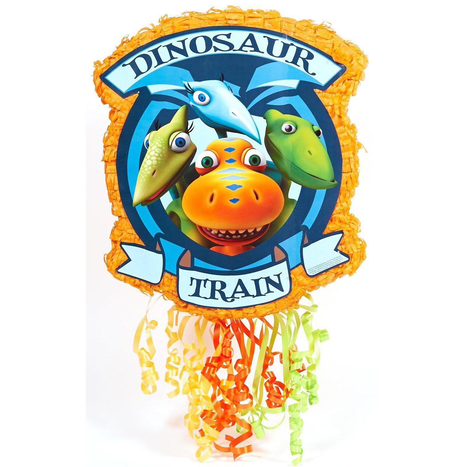 1600x1600 Dinosaur Train Pull String Pinata