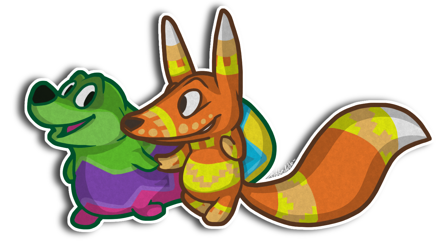 1430x789 Just A Couple Of Happy Pinatas By Ribbedebie