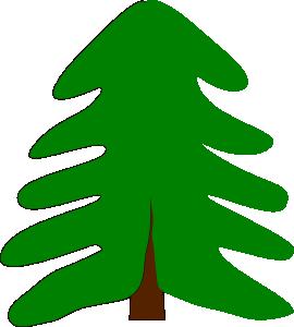 270x300 Plant Tree Cartoon Clip Art