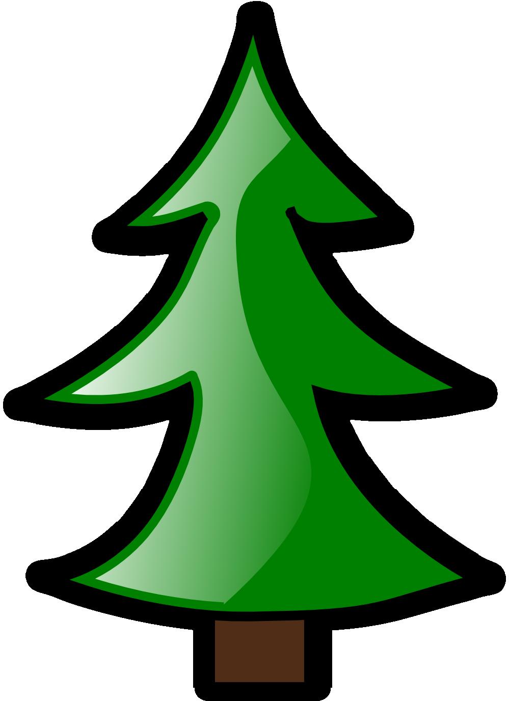 999x1376 Top 78 Christmas Tree Clip Art