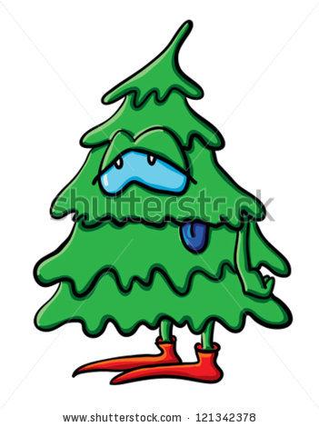 351x470 Christmas Tree Clipart Crishmas