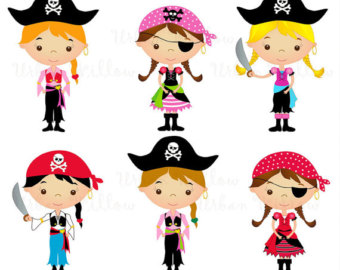 340x270 Cute Pirate Clipart Free Images 2
