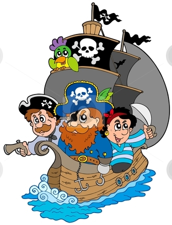343x450 Pirate Cartoon Images