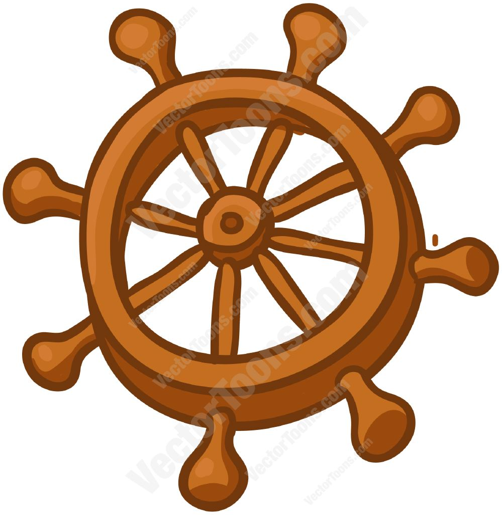 999x1023 Pirate Clipart Wheel