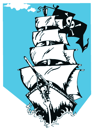 395x547 Cartoon Pirate Ship Pictures