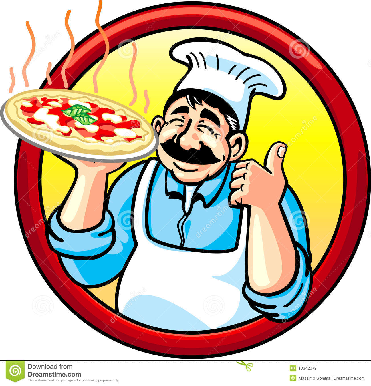 1300x1352 Pizza Clipart Pizza Guy