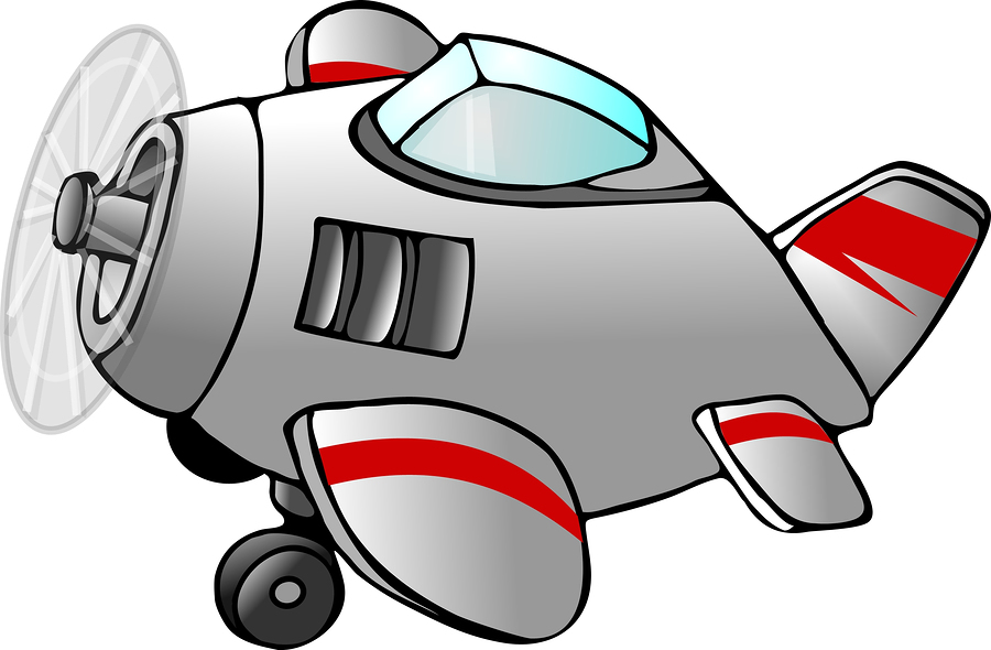 900x590 Airplanes Cartoon