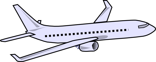 600x240 Cartoon Plane Images