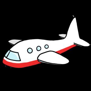 300x300 Cartoon Airplane Png Clipart