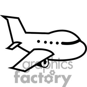 300x300 Plane Clipart Easy