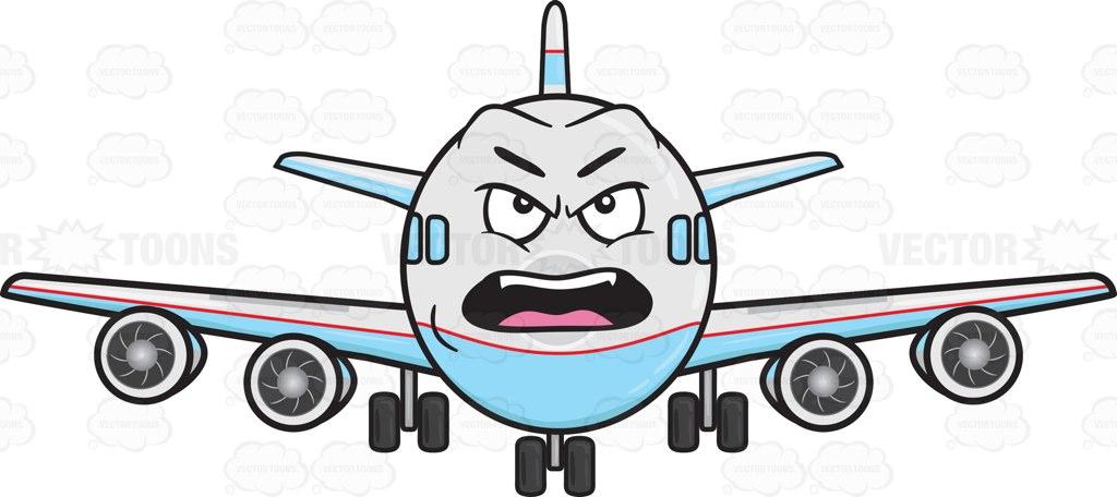 1024x456 Plane Engine Clipart