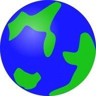 190x189 Planet Earth Clipart Cartoon