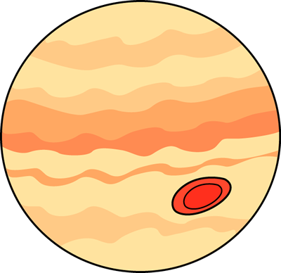 400x388 Planet Cute Clipart 2