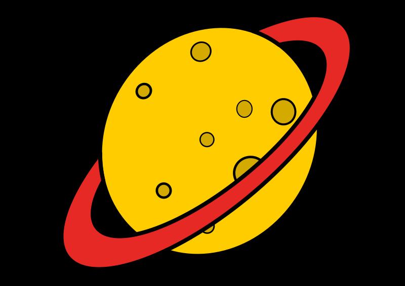 800x566 Space Clipart Cartoon Planet