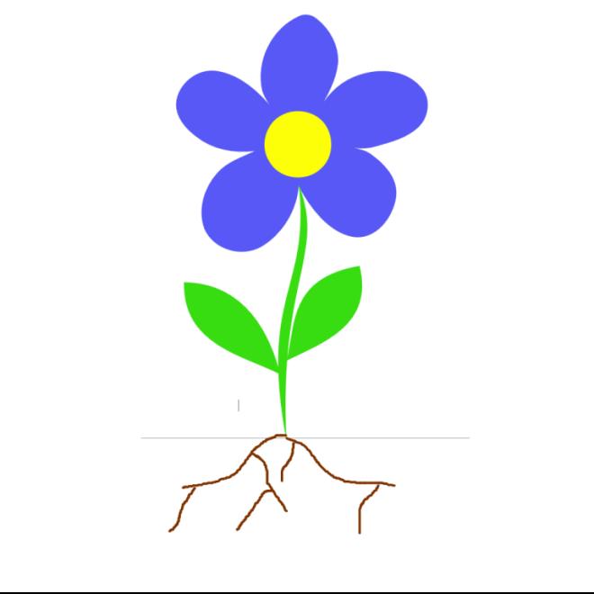 660x660 Plant Roots Clipart