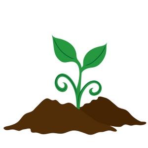 300x300 Plant Cartoon Clip Art Clipart