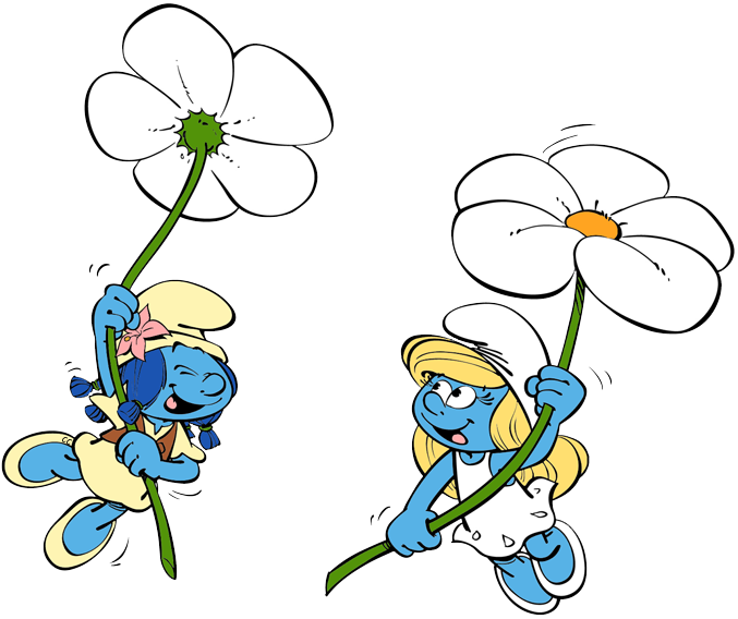 677x568 Smurfs The Lost Village Clip Art Images