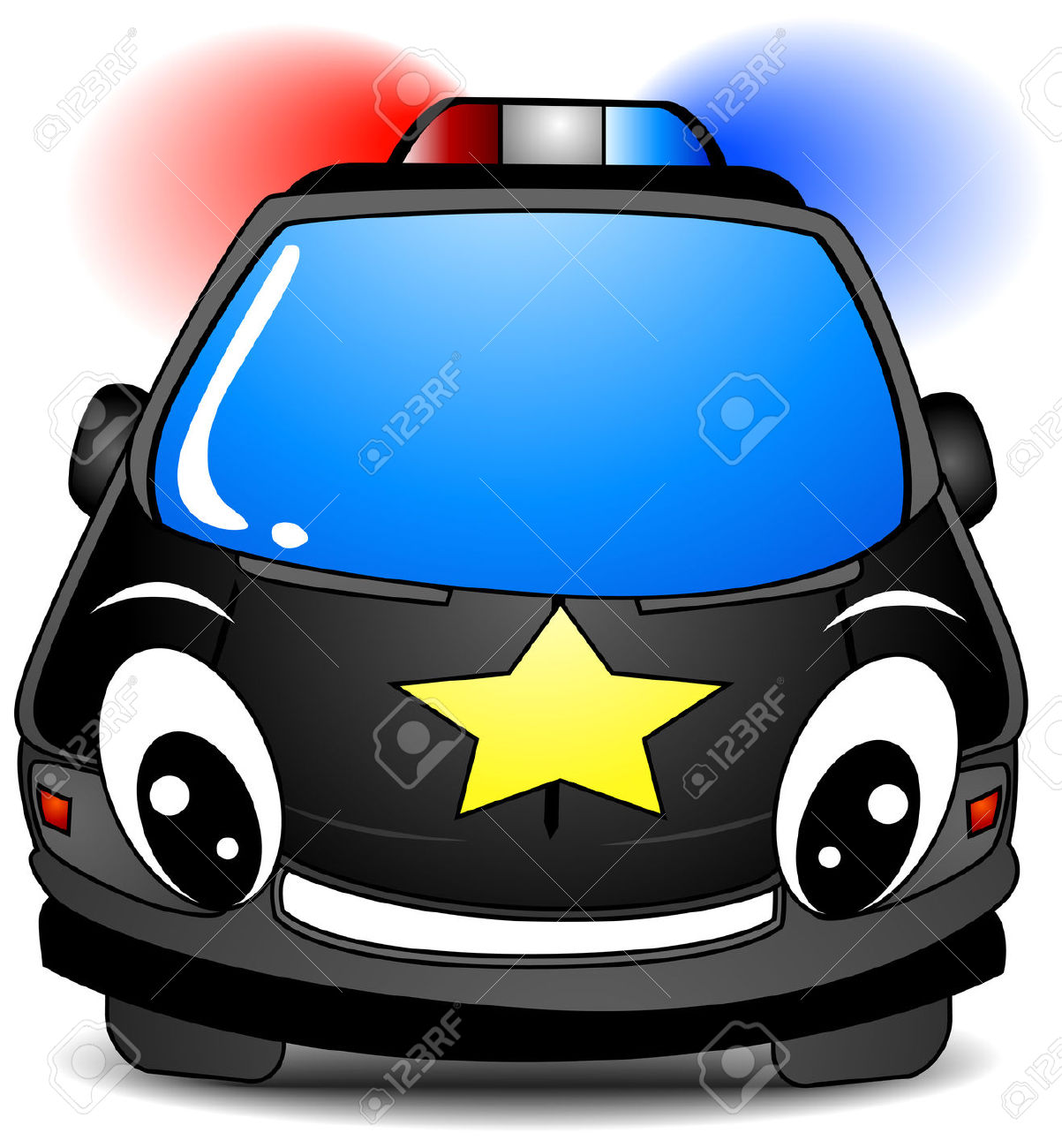 1203x1300 Cop Clipart Police Siren