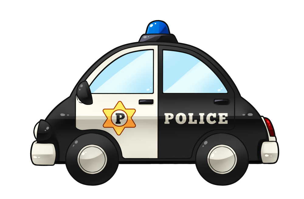 1000x654 Free To Use Amp Public Domain Police Car Clip Art