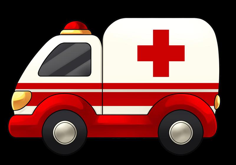 800x560 Cartoon Ambulance Clip Art