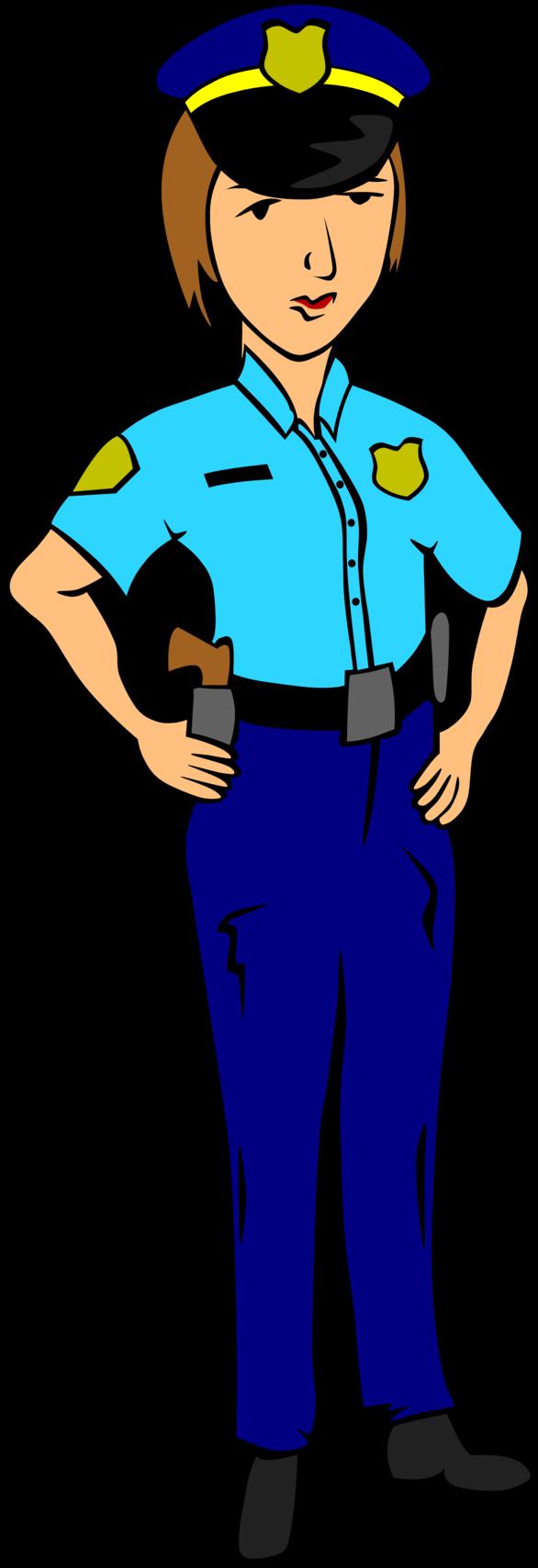 586x1708 Policeman Clipart