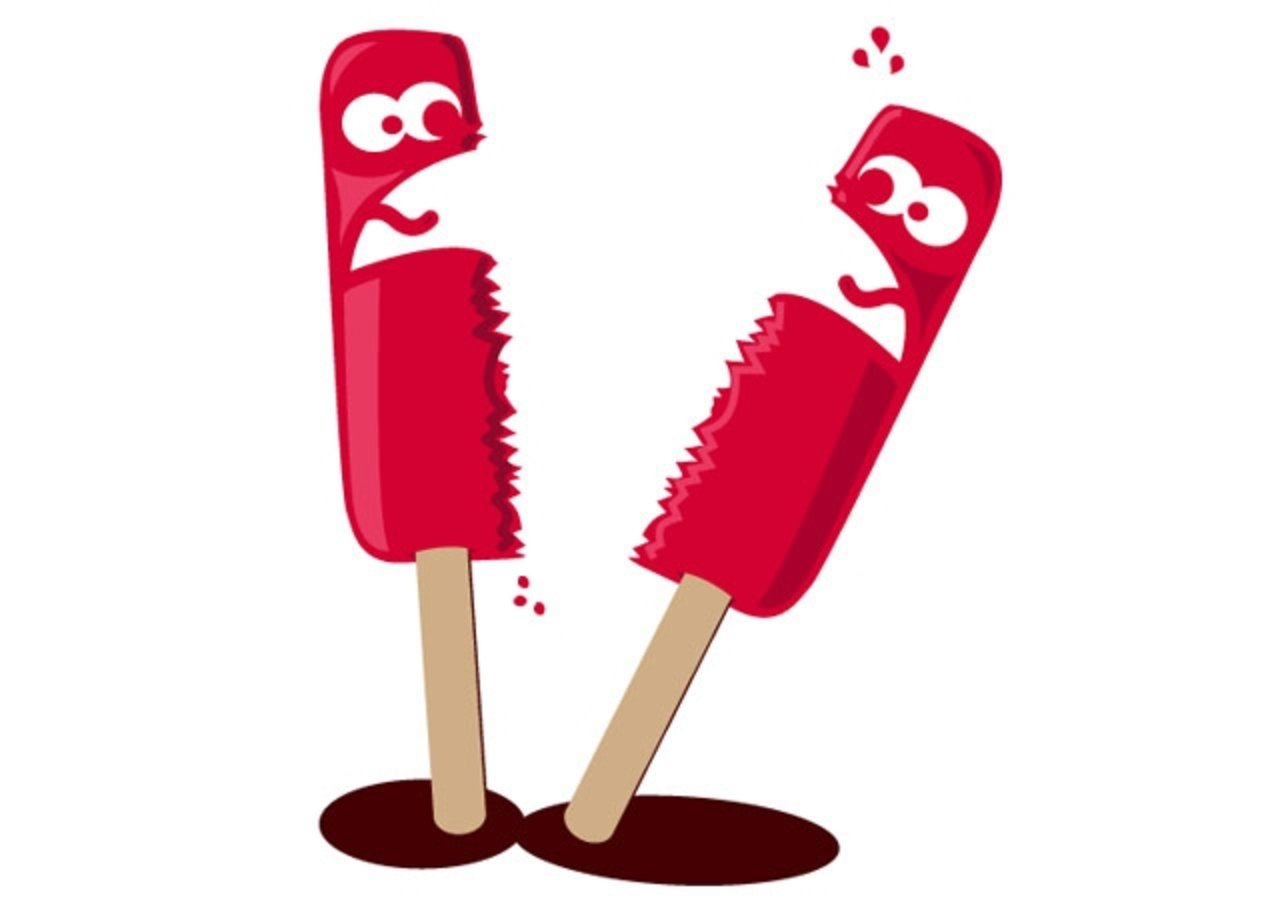1272x920 Popsicle Clipart Animated