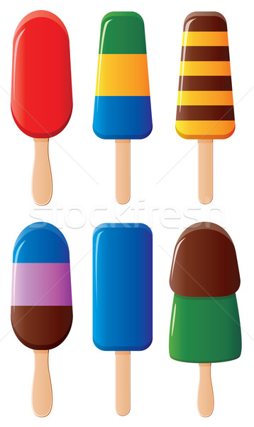 358x600 Popsicles Stock Photos, Stock Images And Vectors Stockfresh