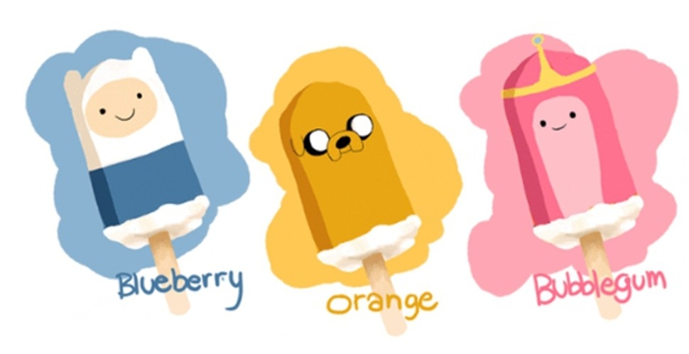 970x498 Adventure Time Animated Ice Pops Nerdist