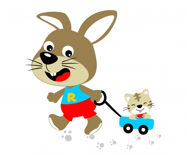 626x518 Rabbit Cartoon Vectors, Photos and PSD files Free Download