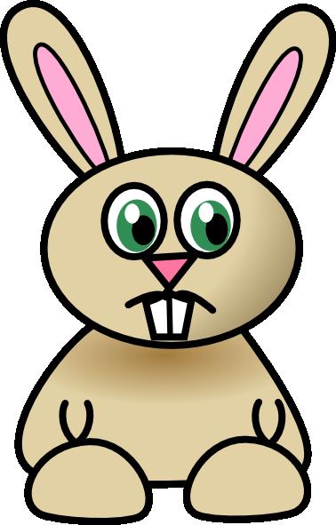 378x591 Sad Bunny Clip Art